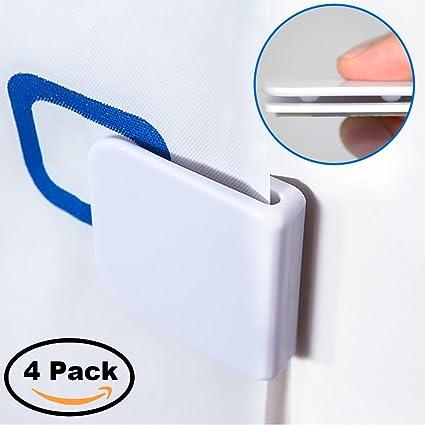 Genial Tub Splash Guards, Shower Splash Guard Curtain Clips, Self Adhesive Shower  Curtain Liner Splash
