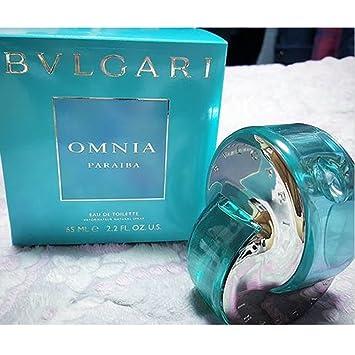 Amazon.com   Bvlgari Omnia Paraiba Eau De Toilette Spray for Woman. EDT 2.2  fl oz, 65 ml   Beauty 516611b8cf8