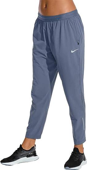 25cc0e16c806 Amazon.com  NIKE Women s Essential 7 8 Running Pants(Ashen Slate