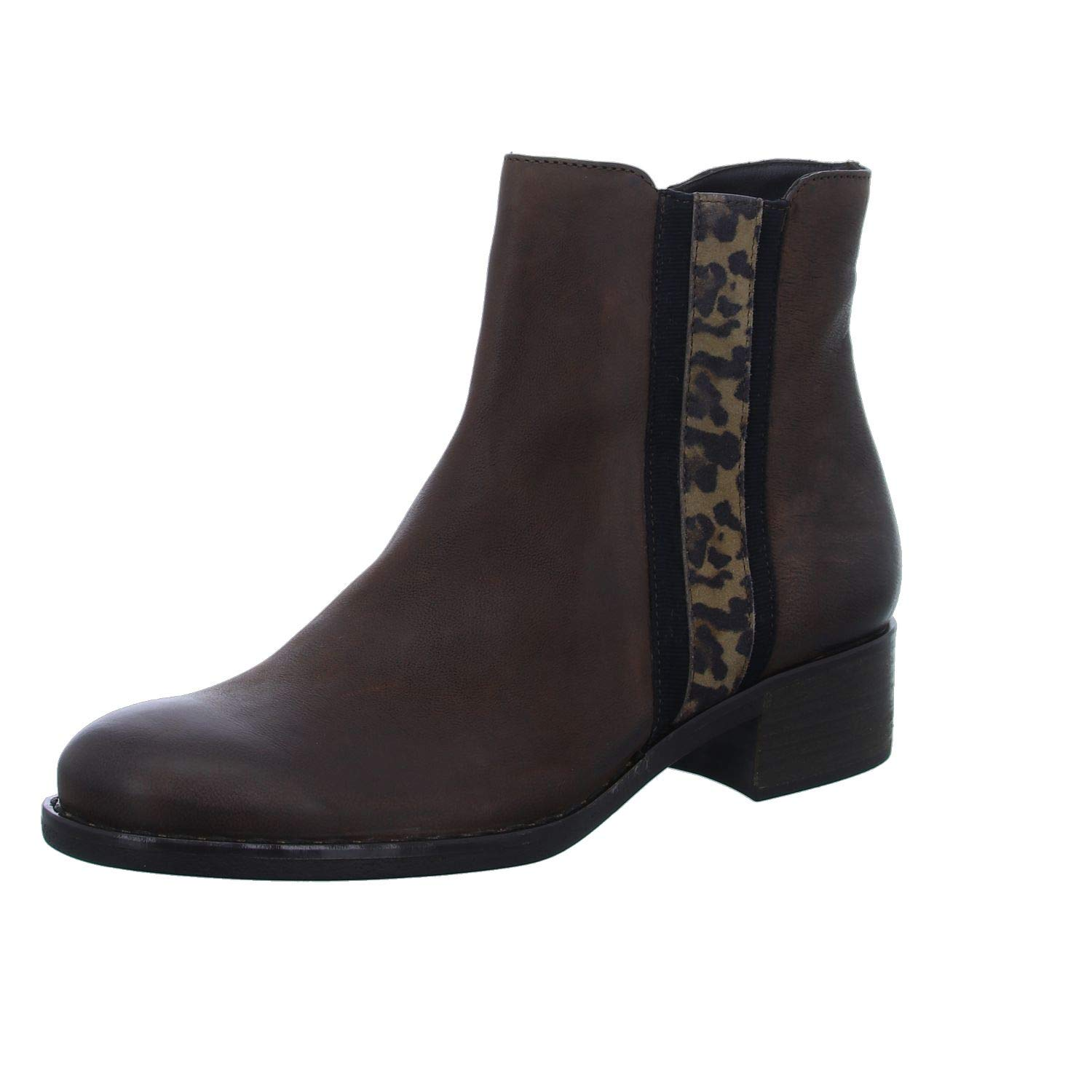 Paul Green Damen Stiefeletten 9505 9505 023 braun 569955