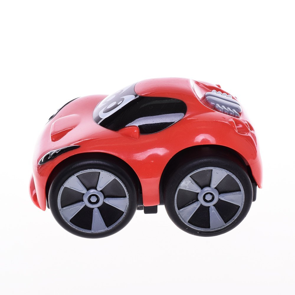 Chicco - Coche Turbo Touch Stunt Car, Tommy Race, Color Rojo: Amazon.es: Juguetes y juegos