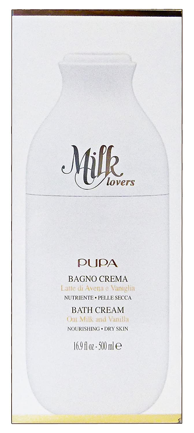 Pupa Milk Lovers Bagnoschiuma Avena E Vaniglia - 500 Ml 8011607273294