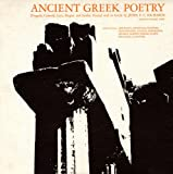 Ancient Greek Poetry: Tragedy Comedy