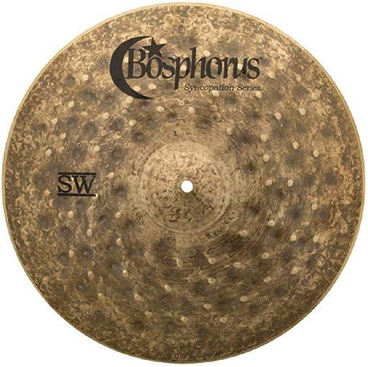 Bosphorus Syncopation SW Crash Becken 16 Zoll