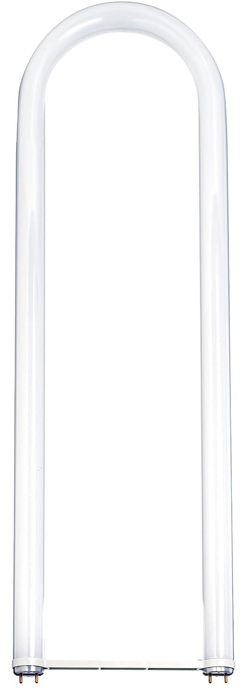 Satco S8463 6500K 32 Watt Medium Bi Pin T8 U Bend Instant Rapid Start Lamp Daylight