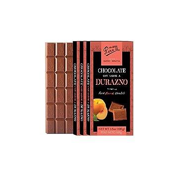 PARA TI Milk chocolate peach-flavored. 3pack. 10.5oz.