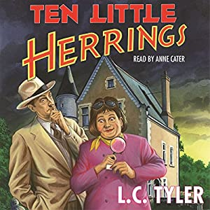 Ten Little Herrings Audiobook