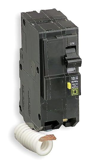 Square D Qo220Gfi 2P-120 240V-20A Cb