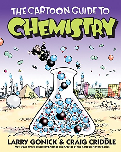 Cartoon Guide Chemistry Larry Gonick product image