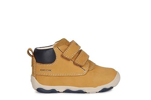 Geox NEW BALU BOY Chaussures premiers pas Enfant à scratch