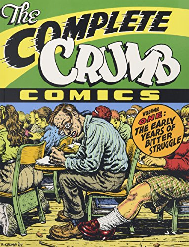 "The Complete Crumb Comics: Vol. 1: ""The Early Years for sale  Delivered anywhere in USA"
