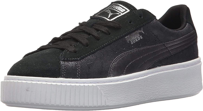 Suede Platform Safari Wn Sneaker