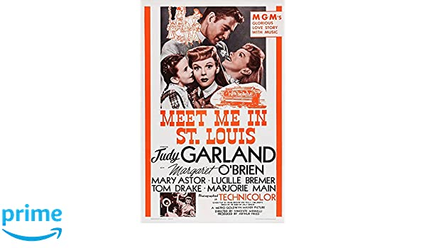 Louis Movie Poster Glossy Finish FIL718 Posters USA Meet Me In St