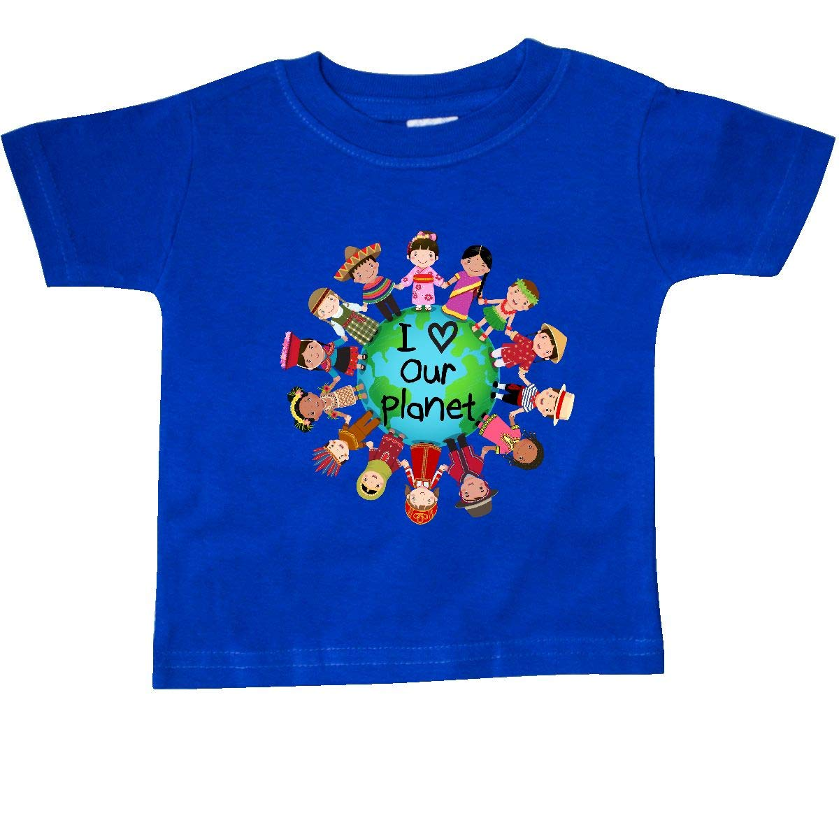 inktastic Earth Day International Baby T-Shirt