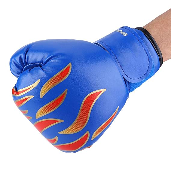 3Colors Kinder Boxkampf Muay Thai Sparring Stanzen Kickboxen Grappling Sandsackhandschuhe Mootea Kinder Boxhandschuhe