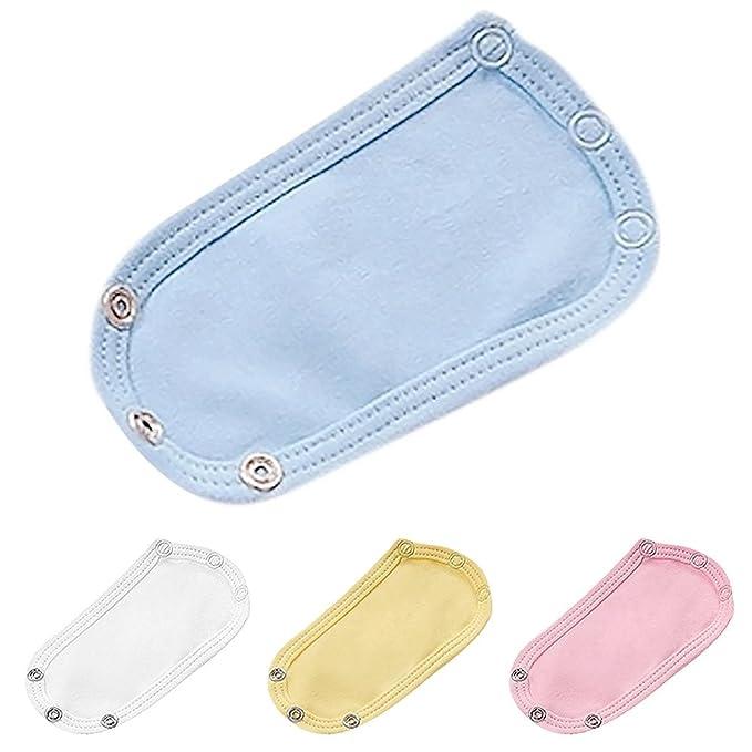 Cómodo traje extensible para bebé de la liga Super Utilidad bebé Gap Lengthening Pieza Body Parche rosa rosa: Amazon.es: Bebé