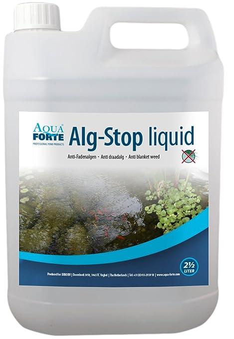 AquaForte Anti de Hilos de Algas Medio, alg Stop – Producto antialgas (5 l