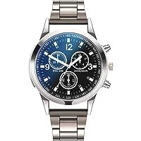 Valentine's Best Gift!!!Natarura Luxury Watches Quartz Watch Stainless Steel Dial Casual Bracele Watch