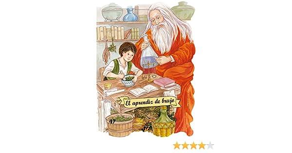 El aprendiz de brujo (Troquelados clásicos): Amazon.es ...