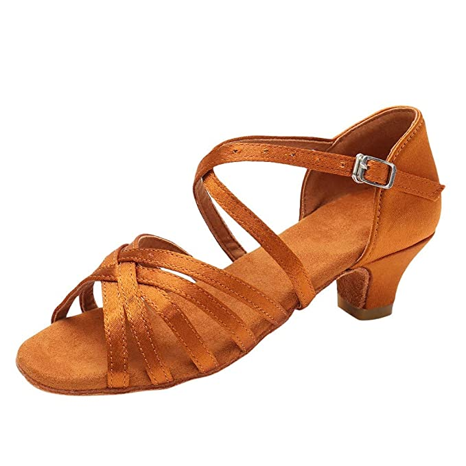 Latino Zapatos Mujeres Baile De Verano Tango Casual Sandalias Uoxipkzt hBCxQtsrdo
