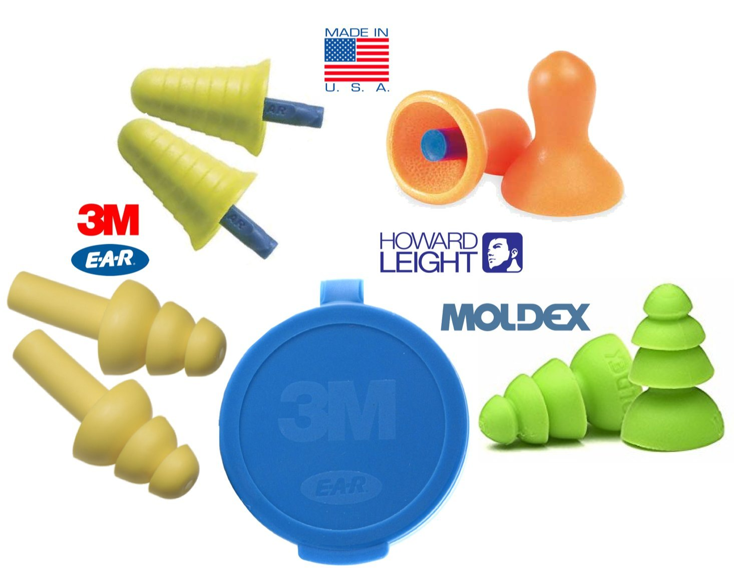 Noise Cancelling Reusable Ear Plugs, best earplugs, sleeping swimming musicians sound blocking concerts shooting swim sleep silicone best sound reduction, best ear plugs