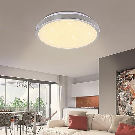 Wohnzimmer Deckenlampe Deckenlampe Deckenbeleuchtung Lampe mit LED-Strahlern