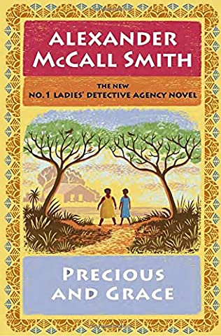 book cover of The No 1 Ladies\' Detective Agency