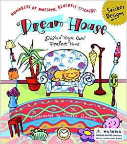 Dream House Design Cartoon