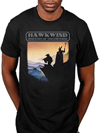 NEW /& OFFICIAL! Hawkwind /'Masters Of The Universe/' T-Shirt