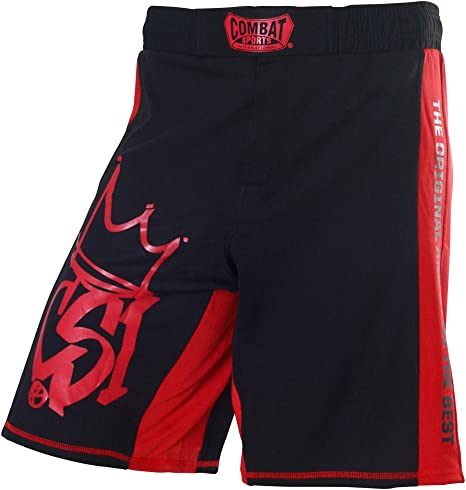 combat sports international board shorts mma fight shorts sz 38 UFC boxing Kick