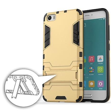 Becool - Funda híbrida [Armor Case] para xiaomi mi5, con ...