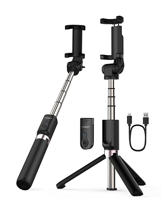 yoozon selfie stick - Extendable Tripod