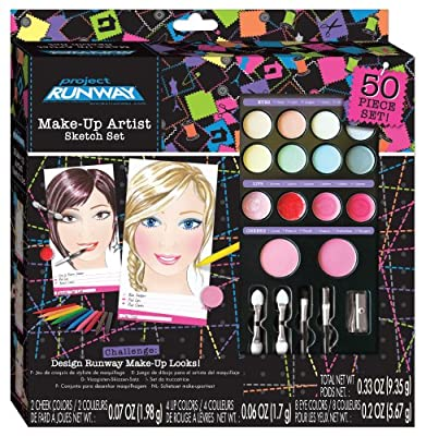 Project Runway Make Up Artist Studio - Box Set from Fashion Angels