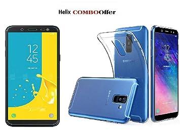 purchase cheap 96de8 3f60b Helix Samsung Galaxy J6 Plus/Samsung Galaxy J6 +: Amazon.in: Electronics