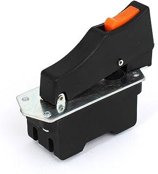 un DPST momentáneo herramientas eléctricas de interruptor Ac 250v 10 10