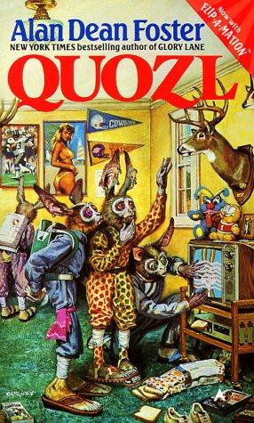 book cover of Quozl