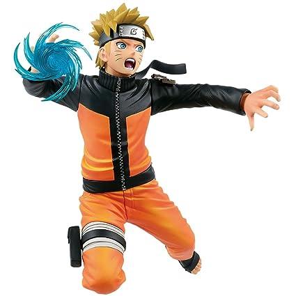 Amazon Com Banpresto Uzumaki Naruto 17cm Naruto Shippuden
