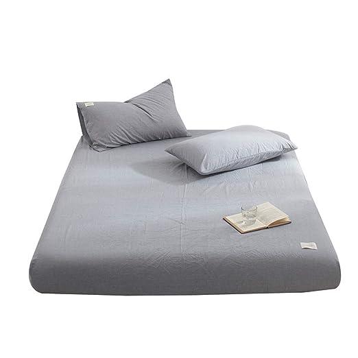 CHLCH Bedding - Protector de colchón Acolchado - Microfibra ...