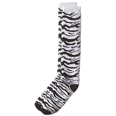 Red Lion Safari Athletic Socks (White/Black, Medium)