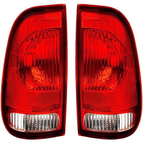 - Ford Replacement Tail Light Unit - 1-Pair by AutoLightsBulbs