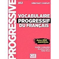 Vocabulaire progressif du français - Niveau débutant complet (A1.1) - Livre + CD + Livre-web: Livre A1.1 + CD + App