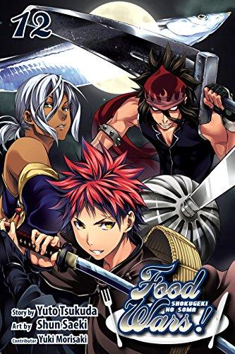 Food Wars!: Shokugeki no Soma, Vol. 12: Moonlight Memories