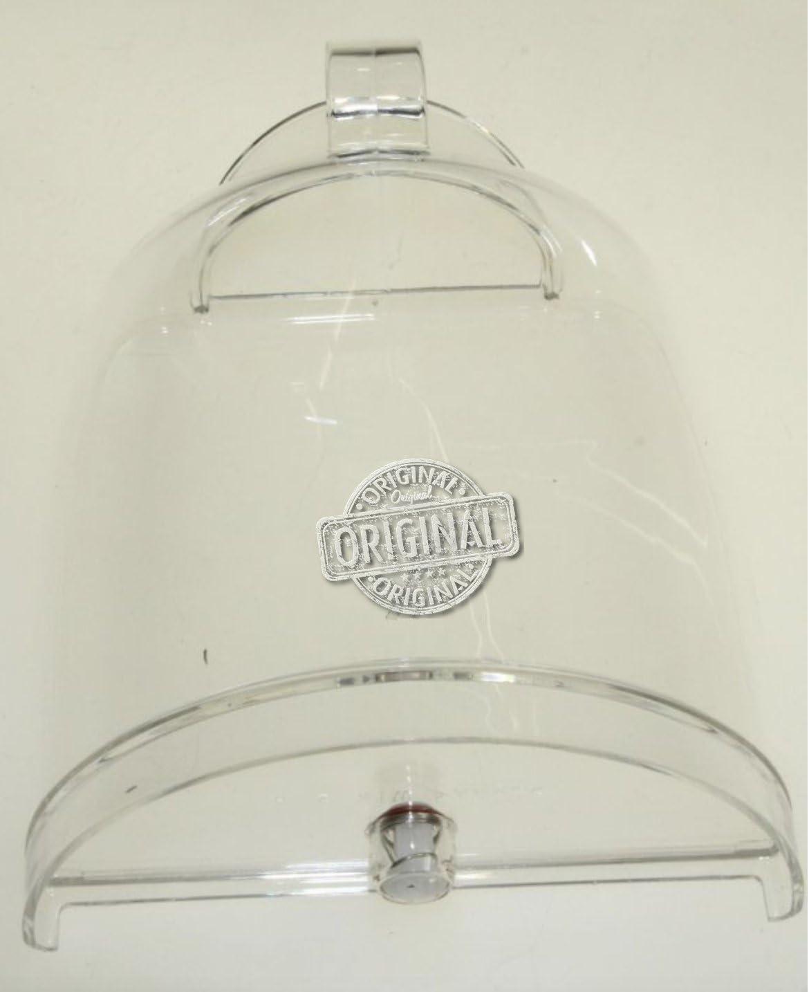 Bidón, recipiente, depósito agua original Krups para máquina de Caffe Nespresso Essenza xn2003: Amazon.es: Hogar