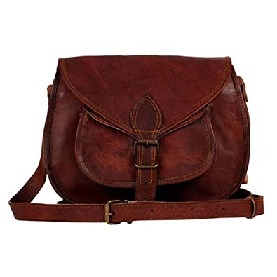 33f94b98c851 Amazon.com: Leather Purse Women Shoulder hobo Bag Crossbody Satchel ...