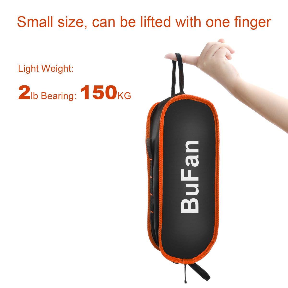 Portá Con Ideal Plegable Silla Camping Y Bolsa De Til Bufan 43qA5LRj