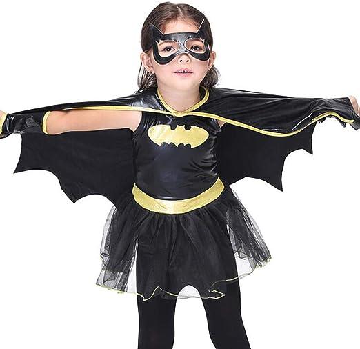 XIONGDA Disfraz de Halloween Divertido para niñas Fiesta de ...