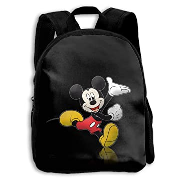 2c1f72daad2 Image Unavailable. Image not available for. Color  CHLING Kids Backpack  Mickey and Minnie Mouse Print Childrens School Bag ...