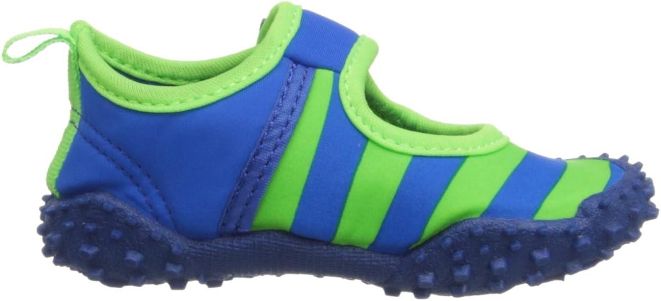Playshoes Aquaschuhe Badeschuhe Streifen mit UV-Schutz 174795 Kinder Aqua Schuhe