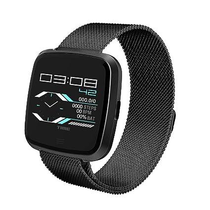 Amazon.com: KSUN Blood Pressure Smart Watch Smartwatch IP67 ...