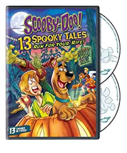 Scooby-Doo! 13 Spooky Tales Run For Your 'Rife! (DVD)